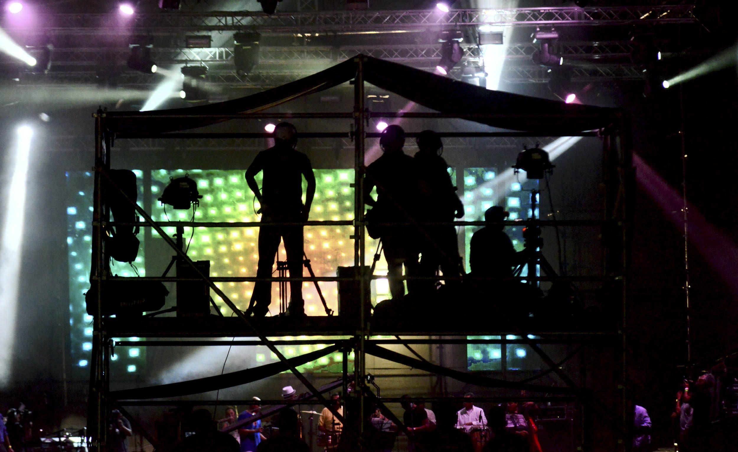 Producción Shows
